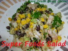 Super Foods Salad Recipe