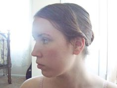 **Sarah Jane's **PHOTO INSTRUCTIONS** for doing an EASY beginner period hairstyle - great!**