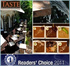 Taste Restaurant #3 on TripAdvisor in Puerto Vallarta #gaytravel