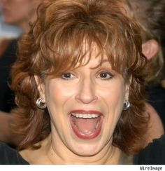 Top 5 Most Annoying Women on TV     Nancy Grace, Ursula from Operation Repo, Joy Behar, Jane Velez-Mitchell and Flo from the Progressive Commercials.  All are loud, in your face, opinionated and annoying.