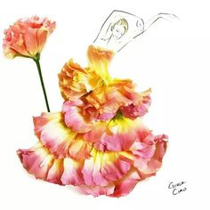 Fashion illustration dresses sketches grace ciao ideas for 2019 Grace Ciao, Fashion Drawing Dresses, Fashion Illustration Dresses, Fashion Sketches, Fashion Dresses, Fashion Illustrations, Fashion Drawings, Arte Fashion, Floral Fashion