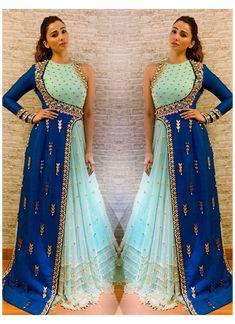 Party Wear Indian Dresses, Designer Party Wear Dresses, Indian Gowns Dresses, Dress Indian Style, Indian Fashion Dresses, Indian Wedding Outfits, Indian Designer Outfits, Designer Gowns, Pakistani Dresses