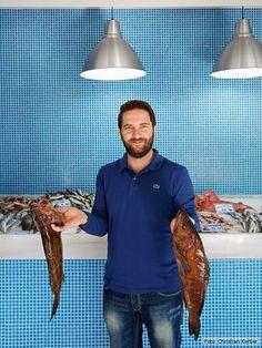 Our Chef Thanos Panagiotou in Essen & Trinken gastronomy magazine!   Edelfische - Kulinarische Reise: Kreta - 5 - [ESSEN & TRINKEN] www.cressa.gr, #crete, #cretan, #kitchen, #diet, #greek, #gastronomy, #cressa, #cressaghitonia