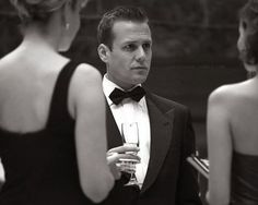"sartorialistthe - ""  Harvey Specter in black tie  #outfit #outfits #wardrobe #bespoke #clothes #men #menstyle #menswear #tailor #tailoring #luxury #couture #suit #suits #elegant #elegance #blog #fashion #blogger #fashionblogger #style #stylish #class #classy #dapper #formalwear #ootd #welldressed #outfitoftheday #blacktie  """