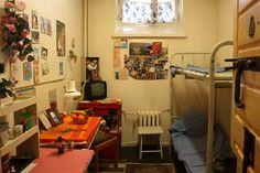 Euroopan laajin vankilamuseo toimii Hämeenlinnan lääninvankilan vanhoissa tiloissa.