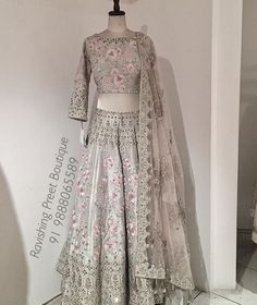 For book ur order kindly send message on whatsapp ,Facebook or call at 09888065589 #bridal wear #latest gown #punjabi ethnic wear #best wedding lehnga #Indian wear #punjabi suit #salwar suit Beautiful Dresses, Nice Dresses, Girls Dresses, Designer Anarkali Dresses, Designer Dresses, Pakistani Outfits, Indian Outfits, Indian Attire, Indian Wear