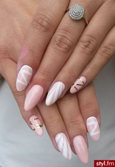 Inspiracje manicure na jesień - modne wzorki 2015 - Strona 7