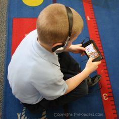 iPod Apps for Preschool