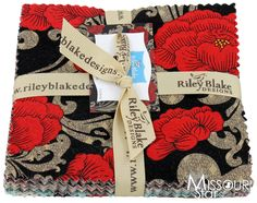 Serenity Charm Pack from Missouri Star Quilt Co
