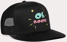 SANATON...  tilaa linkistä omasi Ok Boomer, Hats, Fashion, Moda, Hat, Fashion Styles, Fashion Illustrations, Hipster Hat