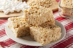 The Tastiest Childhood Throwback – Classic Rice Krispie Treats!