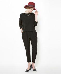 3WAY七分袖セットアップ(サロペット/オーバーオール)|titivate(ティティベイト)のファッション通販 - ZOZOTOWN