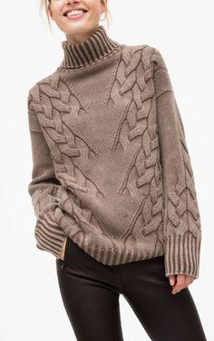48 Amazing Crochet Sweater Patterns For Women - Page 33 of 48 - Women Crochet! patterns free women sweater Amazing Crochet Sweater Patterns For Women - Page 33 of 48 - Women Crochet! Sweater Knitting Patterns, Knit Patterns, Knitting Sweaters, Free Knitting Patterns For Women, Knitting Yarn, Pull Crochet, Free Crochet, Crochet Double, Crochet Ideas