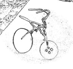 my little bicycle