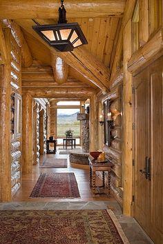 Fayette Ranch Log Cabin