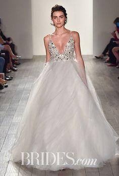 Hayley Paige Wedding Dresses - Fall 2017 - Bridal Fashion Week | Brides