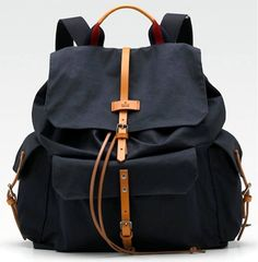 Hermes, backbag