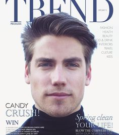 #ClippedOnIssuu from Trend Magazine Apr/May 2015