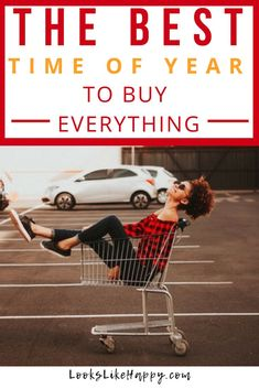 The Best Time to Buy