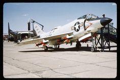 F3H-2M Demon #plane #1960s