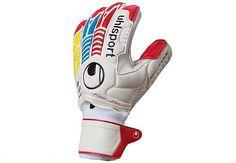 Uhlsport Ergonomic Supersoft Goalkeeper Glove  Multicolor