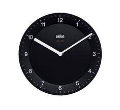Braun Wall Clock $65.00