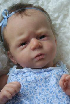 ANGEL ~ Reborn Baby PROTOTYPE ~ Artist OLGA AUER ~~ | eBay