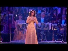 ▶ Ave Maria sung by Carmen Monarcha 2004 Trier - YouTube