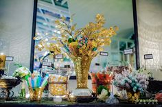 World's best wedding candy bar.  www.idoweddingservices.com  www.dreamtimeimages.com