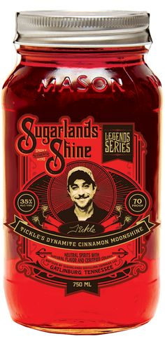 Mark Rogers American Peach | Sugarlands Distilling Company