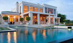 Dr. Dre's 35 mil Hollywood Hills Mansion...