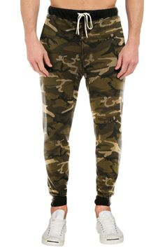 0fd91022c99de French Terry Fleece Pants Camo Sweatpants Mens– Pro 5 Apparel Chino  Joggers, Jogger Pants
