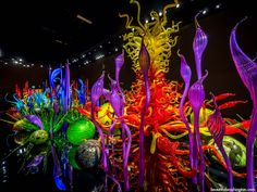 Immerse yourself in the colorful world of glass crafting with these amazing Seattle glass art venues everyone should visit in the Emerald City.