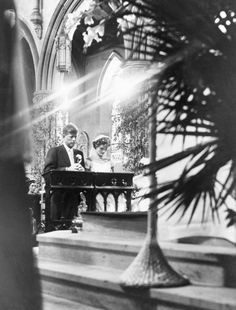 Must-See Photos From John F. Kennedy And Jackie Kennedy's Wedding
