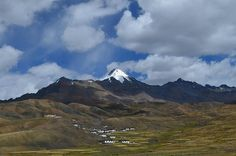 Langza village in Spiti by IndiaOffRoads, via Flickr
