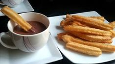 Churros légers au four WW - Saludable Ww Desserts, Healthy Desserts, Healthy Recipes, Baking Recipes, Healthy Food, Bowl Cake, Weight Watchers Meals, Easy Cooking, Mardi Gras