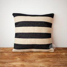 Wool throw pillows decorative throw pillows by HomeLivingIdeas, $79.80