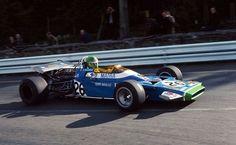 1970 Matra MS120 (Henri Pescarolo)
