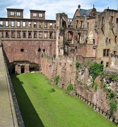 Heidelberg Castle | Germany