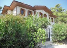 Akyaka House Home Fashion, Heaven, Traditional, Mansions, Country, House Styles, Plants, Houses, Beautiful