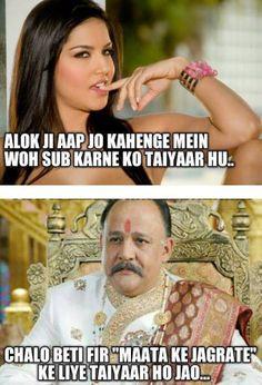 20 Hilarious Alok Nath Memes