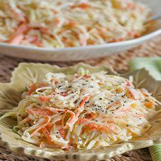 Melhor receita de Salada de Repolho do Mundo – Caderno de Receitas