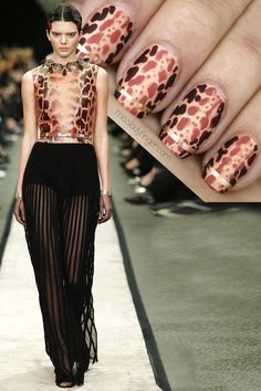 MANICURE MUSE: Givenchy Fall 14