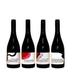 Weingut Herrenhof Lamprecht wine bottles!