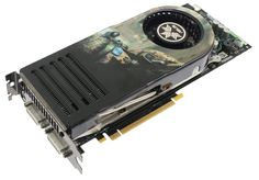 #Asus Nvidia Geforce 8800 GTX...    game changer...comment .. like ...  repin  :)     http://amzn.to/15zqnzs