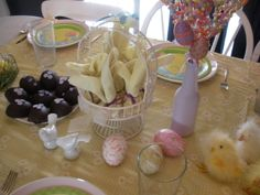 EASTER TABLESCAPES | Easter Tablescape