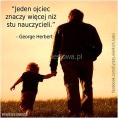 Jeden ojciec znaczy więcej... #Herbert-George,  #Ojciec