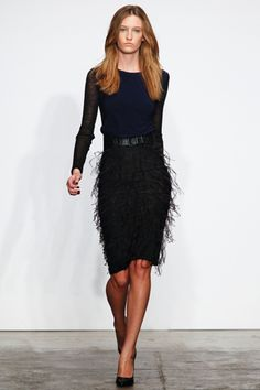 Ostrich Obsessed - Sachin + Babi FW '12