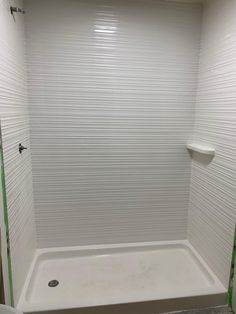 Our Stripe Cultured Marble Shower Wall Surround 3 Panel Kit Bathtub and Shower Wall Surrounds, shower bases and accessories are available now. Shower Wall Kits, Shower Wall Panels, Shower Surround Panels, Onyx Shower, Shower Tub, Shower Stalls, Shower Base, Cultured Marble Shower Walls, Marble Showers
