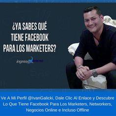 Descubre el Poder De Facebook... y Hazlo De La Manos De Los Grandes.  No Más…